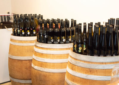 winery tours hawkes bay - wine options